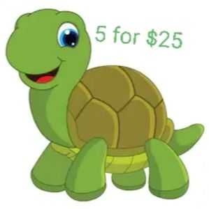 Other - 🐢 5 for $25 🐢 Bundle & Save